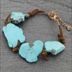 Jewelry - Turquoise Stone Bracelet
